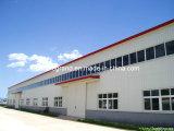 Oficina clara pré-fabricada da construção de aço da utilização elevada do espaço