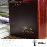 Doos Wholesale_F van de Juwelen van de Luxe van de Douane van Hongdao de Houten