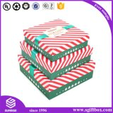 De Vakjes van het Document van de Gift van Kerstmis