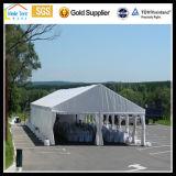 屋外の800の人の大きい結婚式のイベントの玄関ひさし党テント