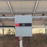 Инверторы трехфазной решетки SAJ 15KW 3MPPT IP65 солнечные с переключателем DC