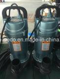 Qdx10-20-1.1f Dayuan elektrische versenkbare Wasser-Pumpen 220V/380V, 1.1kw (Anschluss 2inch)