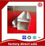 Aluminium-/AluminiumExtusion Puder-Beschichtung-Quadrat-Profile