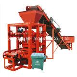 Qt4-26 manuel machine à fabriquer des briques de cendres volantes Interlocking Paving caler la machine