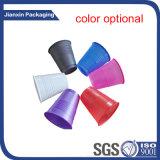 처분할 수 있는 두 배 색깔 찻잔의 플라스틱 제품
