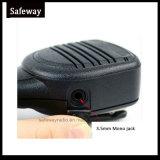 Altoparlante impermeabile Mic per il walkie-talkie Hytera Pd780