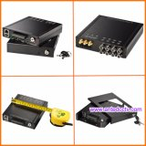 H. 264 4/8CH HDD Haute Définition DVR avec WiFi mobile 3G 4G GPS Tracking