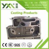 Bastidor de inversión del CNC que trabaja a máquina para el motor de las piezas de automóvil de la máquina
