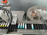 Автоматический обруч Barcode пробки собрания крови вокруг машины для прикрепления этикеток