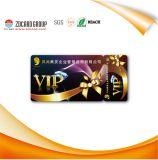Bella scheda di insieme dei membri del regalo della scheda di identificazione del PVC di vista della Cina