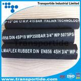 Hydraulische RubberSlang SAE R9 DIN 4sp 4sh R13 R15