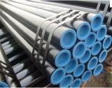 Pétrole et du gaz de l'industrie Tuyau en acier sans soudure A106/API5LGR. B