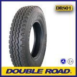 Cheap Price Double Road Brand Truck Tyre 13r22.5, Radial Truck Bus Tyre