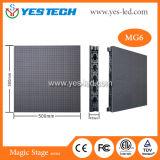 P5.9 높은 광도 에너지 절약 옥외 풀 컬러 발광 다이오드 표시