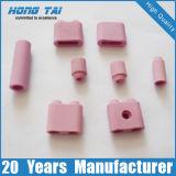 Fcp RoHS Temperatura de operação alta 80V Calefator de almofada de cerâmica flexível