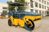 Ministraßen-Rolle 6 Tonnen-hydraulisches Vibrationsgummireifen-Verdichtungsgerät Jm206h