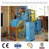 Q3210 Máquina de jateamento de cinto para limpeza de aço inoxidável