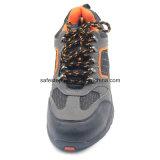 Светлые ботинки безопасности спорта с составным пальцем ноги Кевлар Midsole