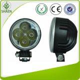 Luz redonda del trabajo de IP67 12W LED