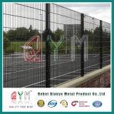 装飾用の二重ループ鉄条網の/Doubleの金網の塀の倍の鉄条網