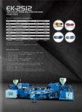 Máquina que moldea superior tricolor de PVC/TPR