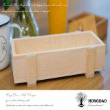 Het Houten Vakje van Hongdao, de Directe Verkopende Houten Speelkaart Box_D van de Fabriek