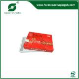 2015 تصميم فاخرة جديدة صندوق من الورق المقوّى أحمر [إب48656]