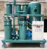 Máquina de la limpieza del petróleo de la purificación del aceite lubricante del purificador de petróleo hidráulico
