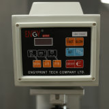 고품질 기계를 인쇄하는 압축 공기를 넣은 자동 장전식 단 하나 색깔 패드