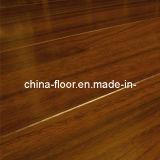 Bathroom를 위한 Foshan Stock Floating Mahogany Laminate Flooring