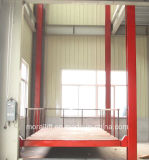 Elevatore verticale idraulico del carico di caricamento dell'elevatore pesante dell'albero
