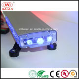 Multicolor LED Security Truck Auto Warning Lightbar Ambulância Fire Engine Police Car Lightbar
