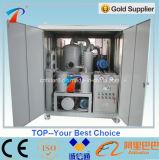 Equipamento superior da filtragem do petróleo do transformador do vácuo elevado (ZYD-50)