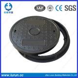 En124 600mm D400 합성 맨홀 뚜껑 경첩