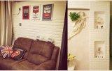 가정 훈장을%s 건축재료 3D 벽면 또는 스티커 또는 종이