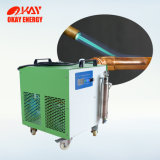 茶色のガスの発電機水溶接機