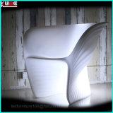 Canapé d'évènements Canapé de loisirs à LED Chaise LED Canapé Illuminé