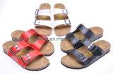 Chaussures de Borken de poussoir de femmes de Fashional (SDB003Z)