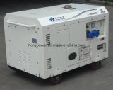 Hy6500dce Início Use Key Start Square Frame Firman Diesel Generator