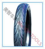 Doble propósito Penuamtic motocicleta de la banda de rodadura del neumático de caucho