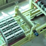 Máquina de fabricação de tijolos automática completa de alta tecnologia alemã (QT10)