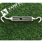 Jaw & Jaw en acier inoxydable DIN1478 Turnbuckle