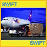 Transporte aéreo de Ningbo/Shanghai a Nueva Delhi, Calcuta, Bombay, Madrás, India