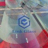 Vidrio caliente de la curva U del vidrio de la curvatura (vidrio curvado) para la construcción y el mobiliario