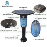 Lumière solaire de tueur d'insecte de moustique de tueur de lumière de trappe ornementale de moustique