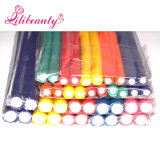 Soft Rubber Sponge Hair Curler Flexi Rod Bendy Curly Rollers Form Curlers Foam Hair Dressing Styler Styling