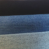 Knit-Frauen Legging Jean Denim