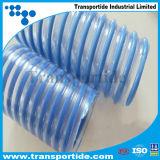 Alta resistencia a la Abrasión de manguera de aspiración de PVC