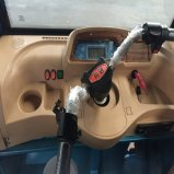 Газолин Hybird 3 колес и электрический трицикл Passanger с клобуком