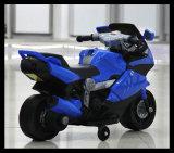 La moto de charge électrique de véhicule de batterie des enfants électriques à télécommande de tricycle